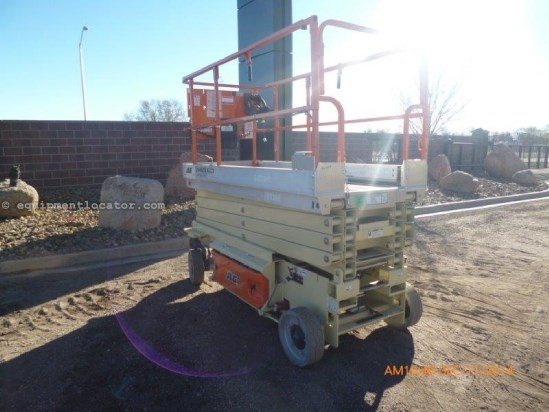2011 JLG 2646ES, 26' mast height, Electric drive  Scissor Lift For Sale