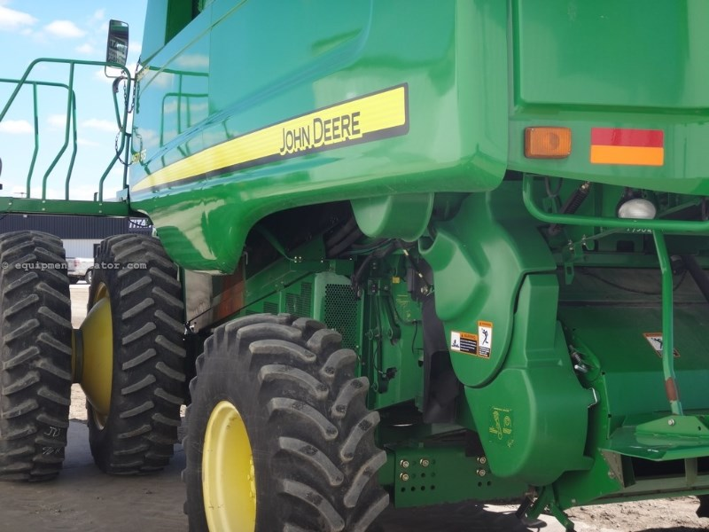 2009 John Deere 9670 STS,1232 Sep Hr, YMM, RT,Chopper  Combine For Sale