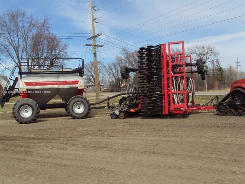 2012 Amity 45, 350 Tank Cap, Twin-Disk Type, Zone Blockage Air Drill For Sale