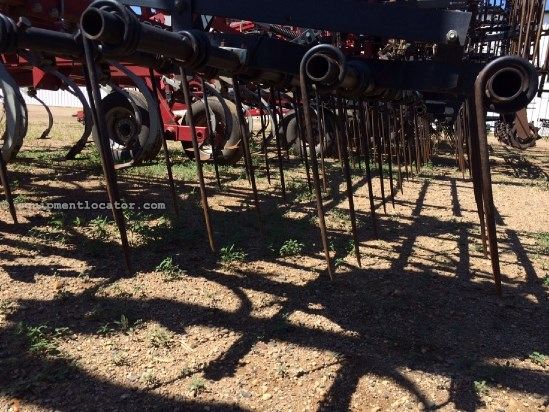 "Wil-Rich 3400, 32', 3 Sec, Coil Tine, Sweeps, 7"" Spacing Field Cultivator For Sale"