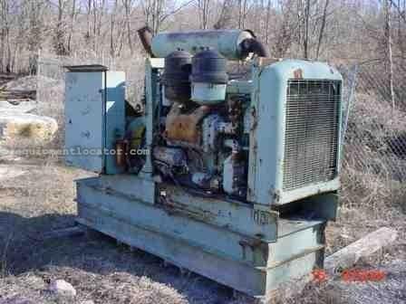 Detroit 100 KW/671 Image 1