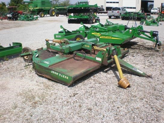 John Deere 1018 Rotary Cutter For Sale at EquipmentLocator com