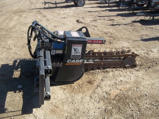 Case 640, Plow/Trencher Combo Trencher For Sale