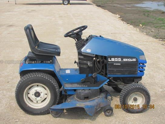 1997 new holland ls55 riding mower for sale at equipmentlocator click here to view more new holland ls55 riding mowers for sale on equipmentlocator sciox Choice Image