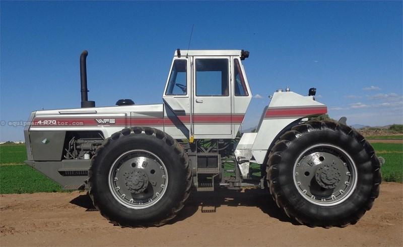 White 4 270 Tractor : White traktorer til salg at equipmentlocator