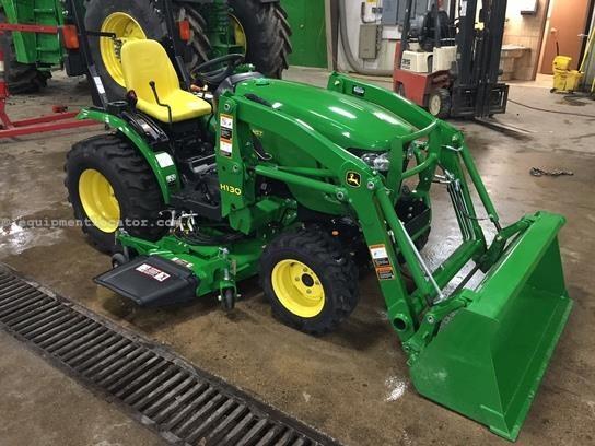 John Deere 62d Mower Deck : John deere r tractor for sale at equipmentlocator
