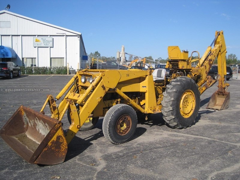 Massey Ferguson Tractor Loader Backhoe : Massey ferguson loader backhoe for sale at