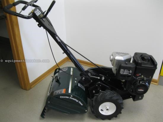 2002 Sears Craftsman 17 Inch Tiller Rotary For At Equipmentlocator