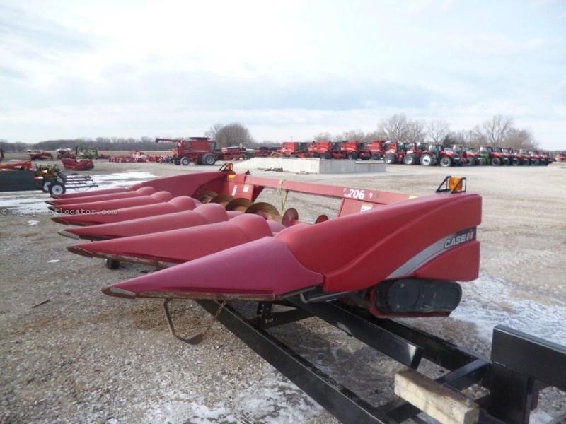 2010 Case IH 2206, 6R30, Setup for 5130 Opening, FT, HHC Header-Corn For Sale