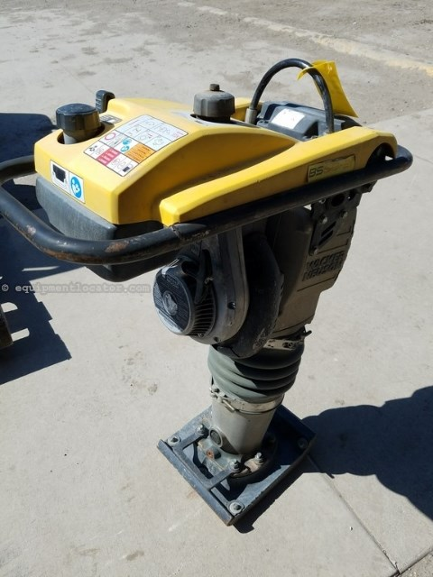 "2015 Wacker BS602I, 11"" Pad, 145 LB, Wacker-Neuson Eng       Compactor-Jumping Jack For Sale"