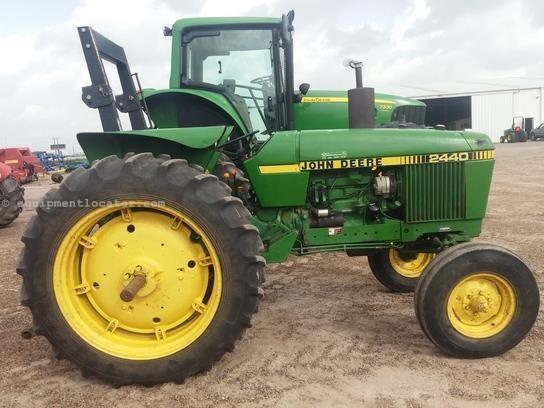 John Deere 2440 : John deere tractor for sale at equipmentlocator