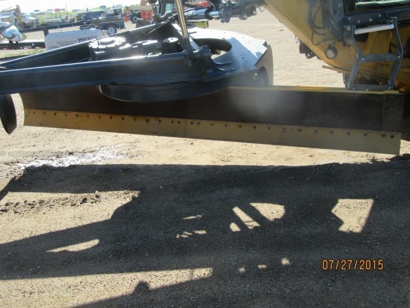 2010 John Deere 772, AC/Heat, 14' Moldboard, Scarifier Motor Grader For Sale