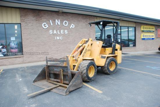 1999 Swinger 2000 Wheel Loader For Sale at EquipmentLocator com
