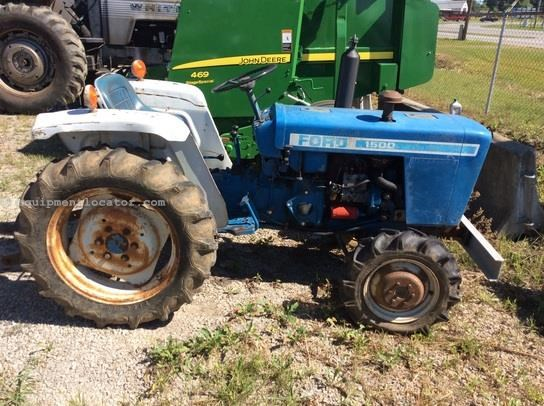 1500 serie ford tractors for sale: