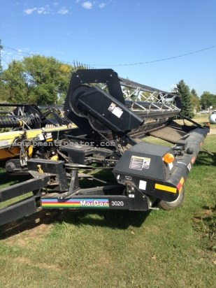2003 MacDon 3020 Windrower-Pull Type For Sale at