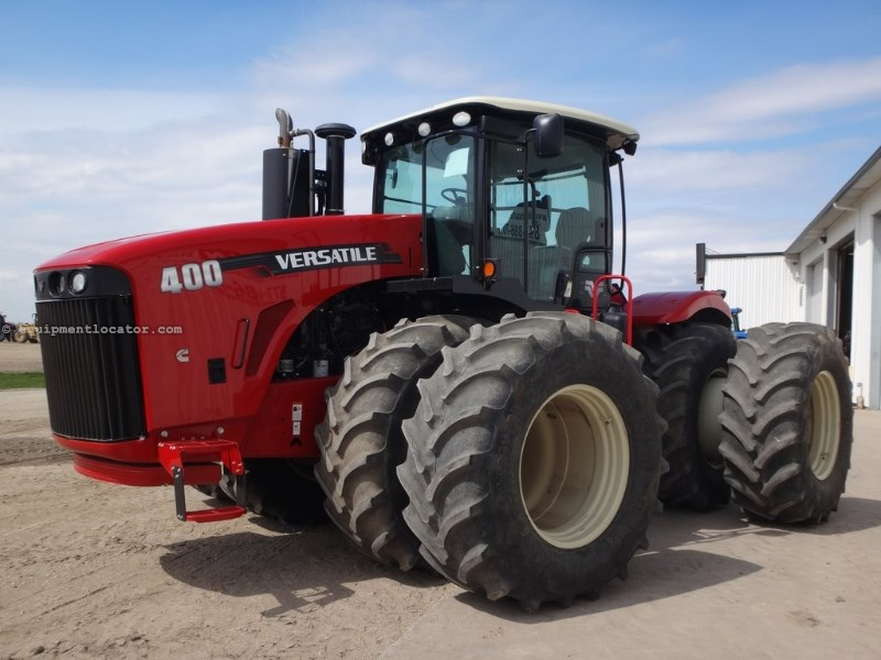 2014 Versatile 400, 1130 Hr, Lux Cab, Hi Cap Hyd Pump, Weights Tractor For Sale