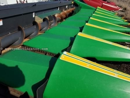 2012 Drago 830, Fits JD 9770 & S Series, HHC, FT, Knife Rls  Header-Corn For Sale