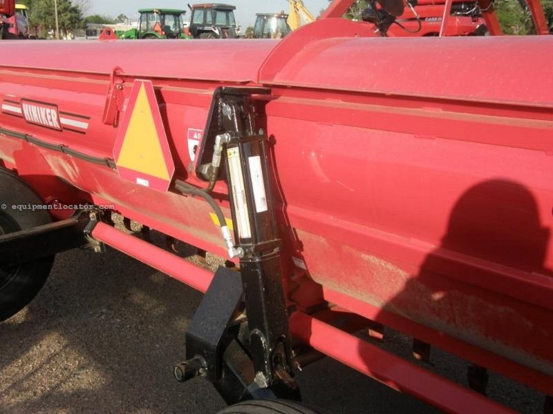 2013 Hiniker 5620, 20',7 Hyd Cyl,End Transport, Pull Type Stalk Chopper For Sale