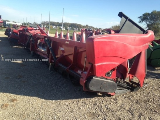 2009 Case IH 2612, Fits 7088/7120/8120/9120, Chopping, HHC, FT Header-Corn For Sale