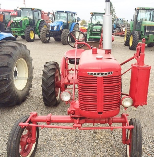 1946 International A Tractor For Sale