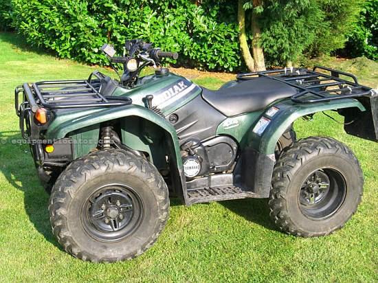 2001 Yamaha Kodiak 400 Image 1