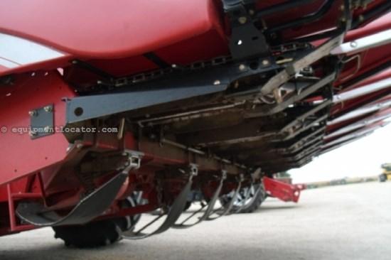 2011 Case IH 3206, 6R30, Fits 8010/8120/8230/8240, HHC, Knife Header-Corn For Sale