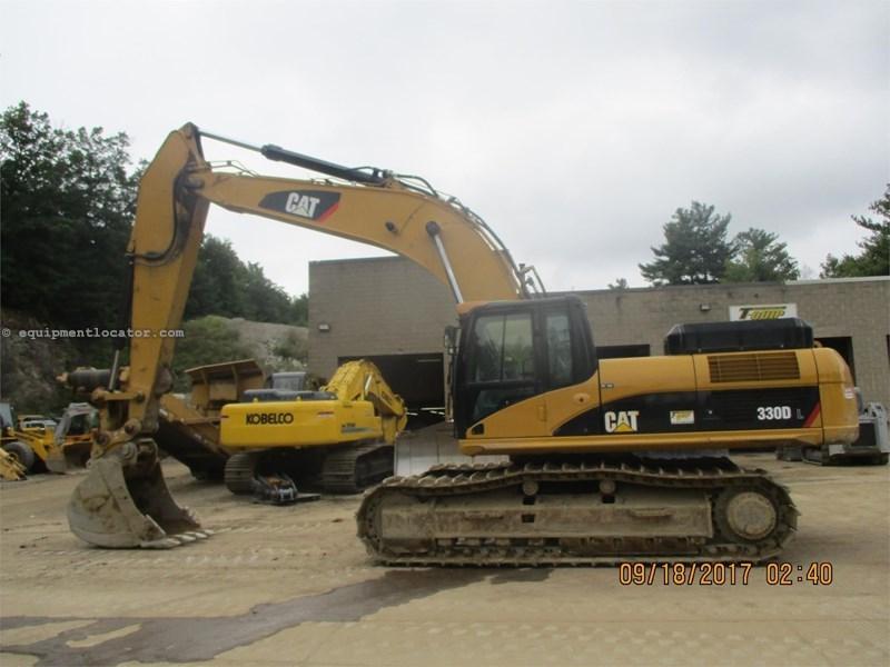 2008 Caterpillar 330DL Image 1