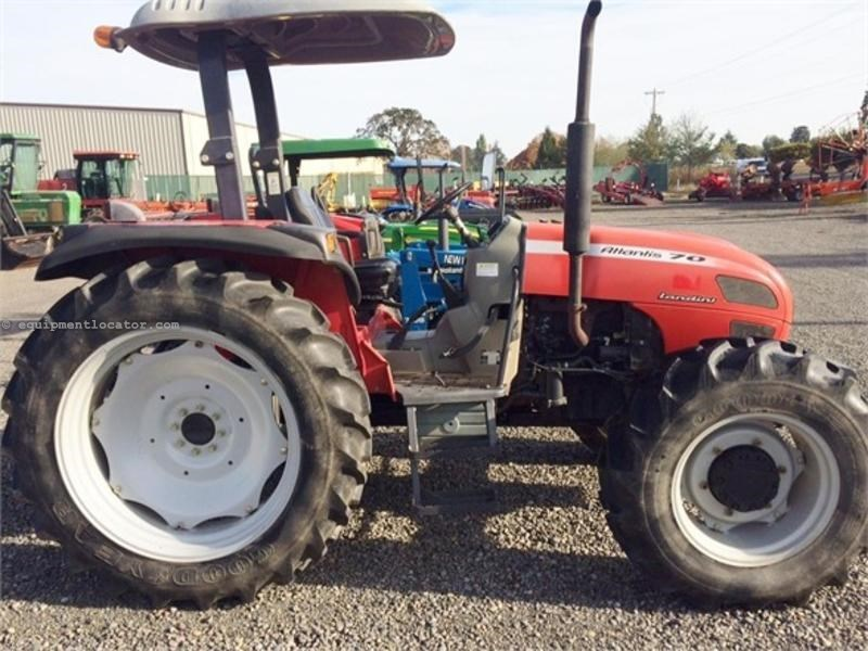 2002 Landini ATLANTIS 70 Tractor For Sale