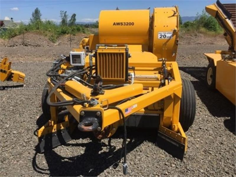 2015 GK Machine, Inc. AWS3200 Misc. Ag For Sale