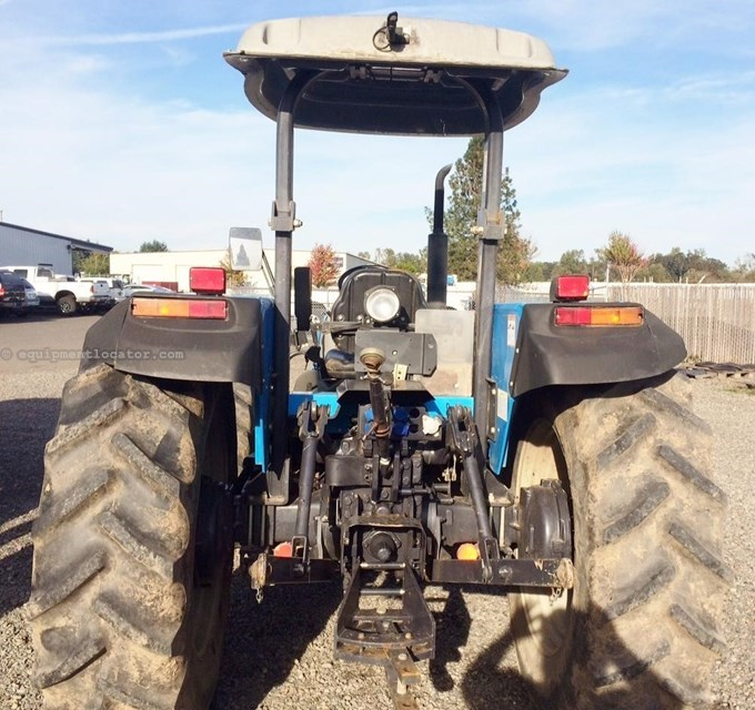 2002 Landini ATLANTIS 80 Tractor For Sale