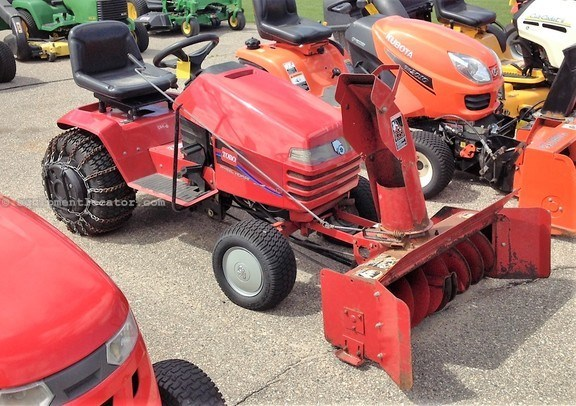 1998 Toro Wheel Horse 269 H Riding Mower For Sale At