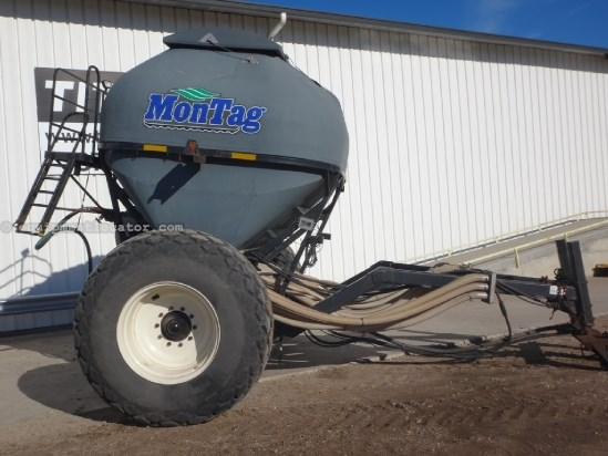 2010 3D-P Technology Montag 9 Ton, Dry, Poly Tank, Meter, Hyd Auger Dr Applicator For Sale