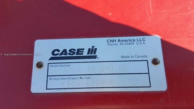2009 Case IH 3208, Fits 7010/8010/7120/8120, HHC, FT, Chopping Header-Corn For Sale