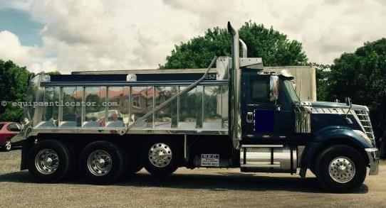 2010 International Lonestar Dump Truck For Sale At Equipmentlocator Com