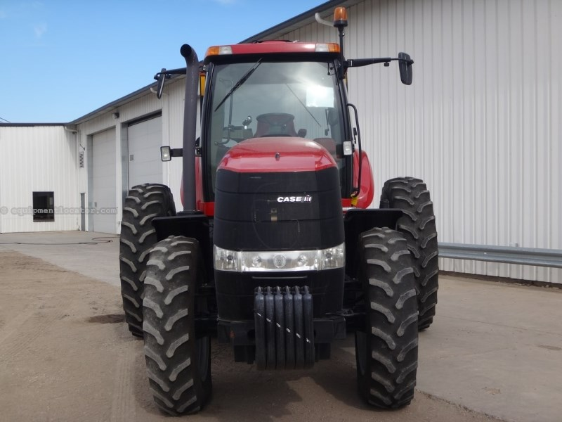 2011 Case IH 190, 827 Hr, 3 Rem, Leather, Hi Cap Hyd Pump Tractor For Sale