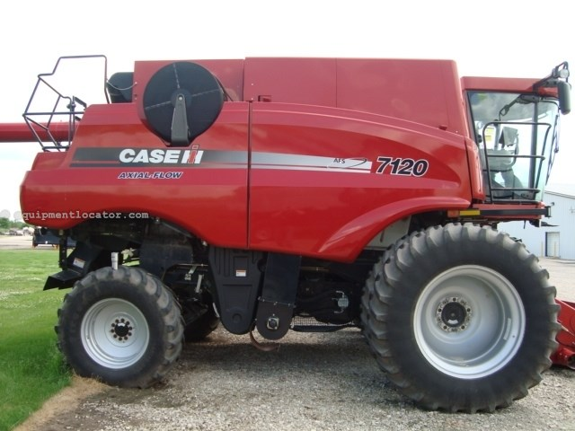 2012 Case IH 7120, 1134 Sep Hr, RT, FT, YMM, 2WD, Pro 700 Combine For Sale