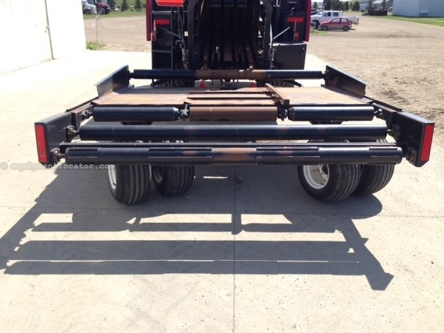 2012 New Holland BB9060, Fixed Chamber, Auto Twine Wrap, 1000 PTO Baler For Sale