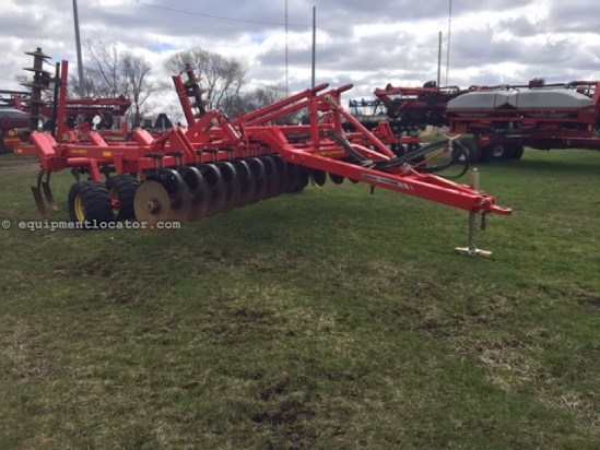 2013 Sunflower 4511, 18', Twists, Floating Hitch Plow-Chisel For Sale