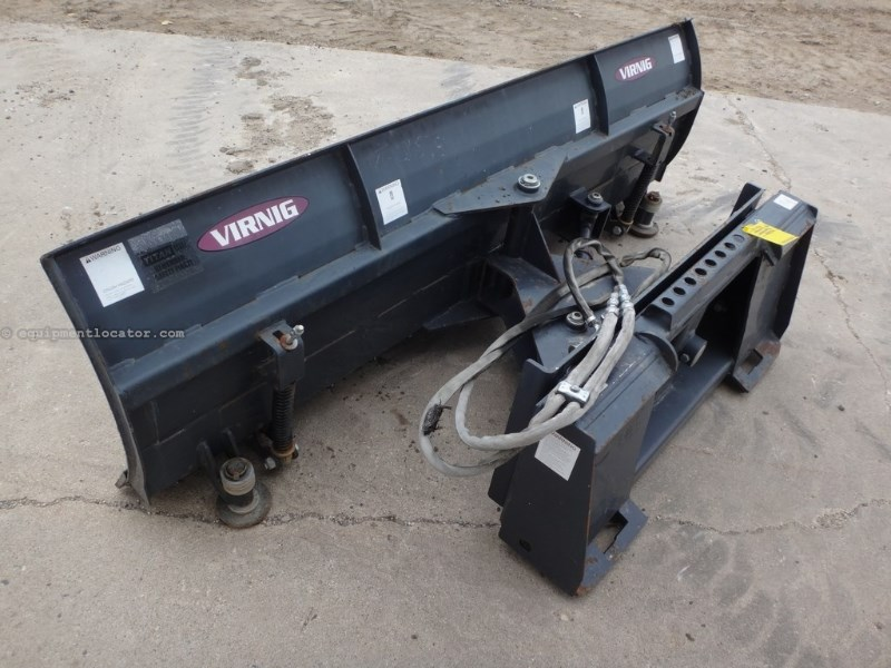 2008 Virnig SBS84LD, HD Frame, 30 Degree Blade, Trip Edge  Blade Front For Sale