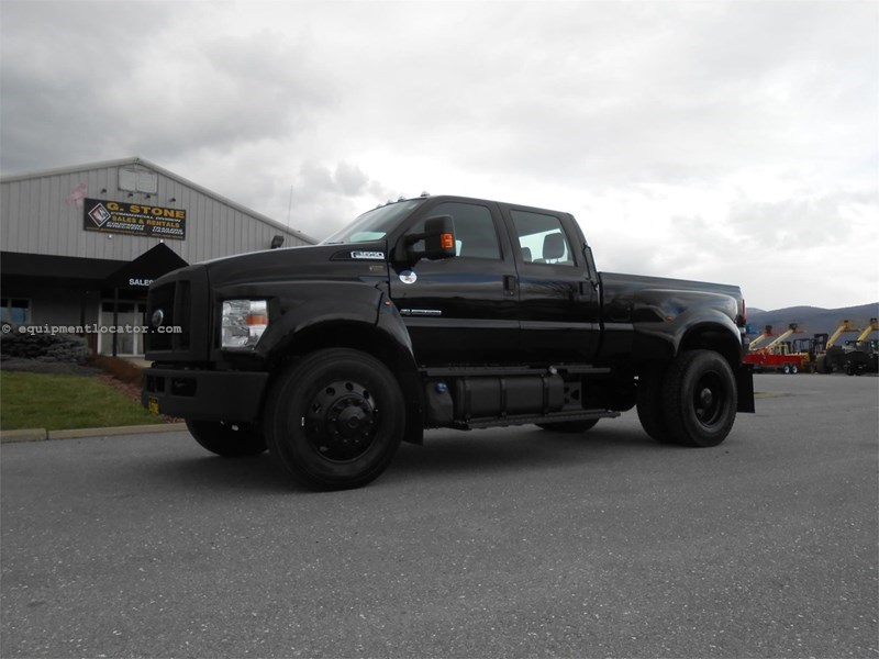 2016 ford f650 pickup truck for sale at equipmentlocator