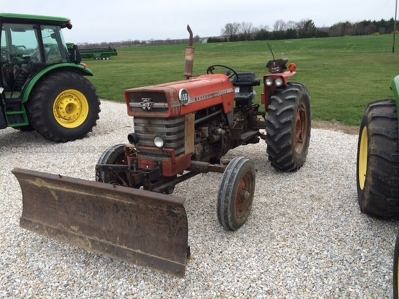 Massey Ferguson 150 : Massey ferguson tractor for sale at