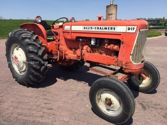 1962 Allis - Chalmers D17 Tractor For Sale at