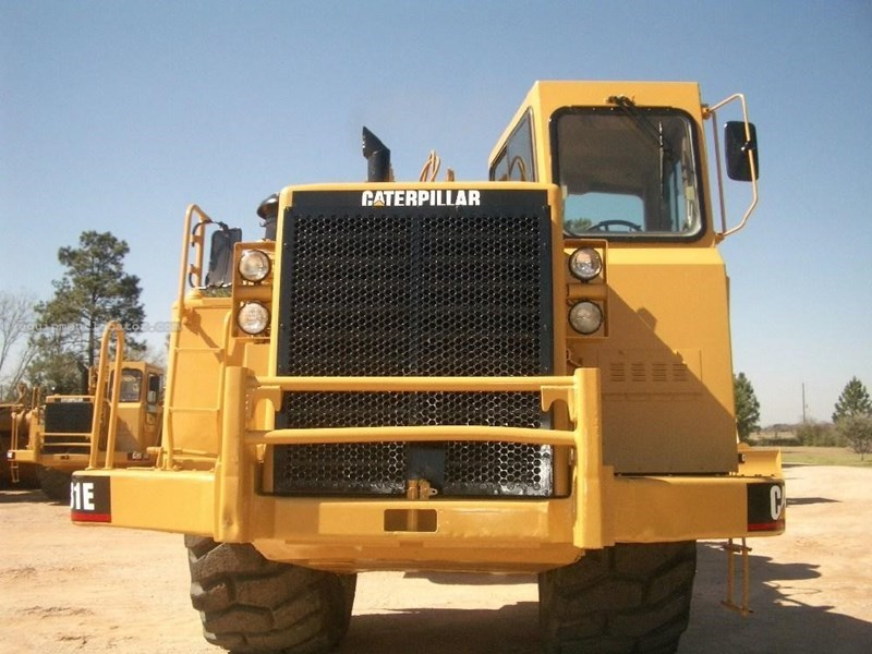 1990 Caterpillar 631E Image 1