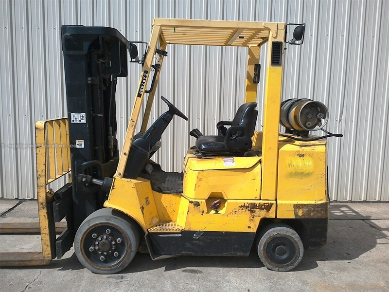 2004 Hyster S80XM Image 1