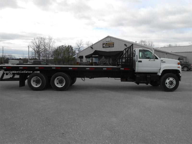 1996 GMC TOPKICK C7500 Tow Trucks/Rollback For Sale at