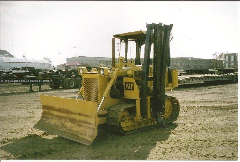 1989 Fiatallis FD7 Image 1