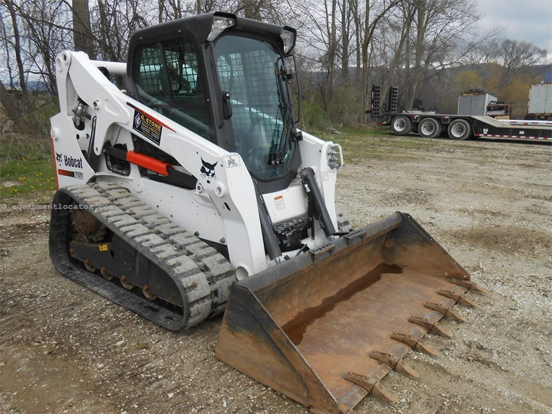 2014 Bobcat T650 Image 1