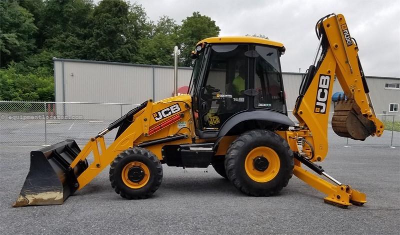 2014 JCB 3CX14 Image 1