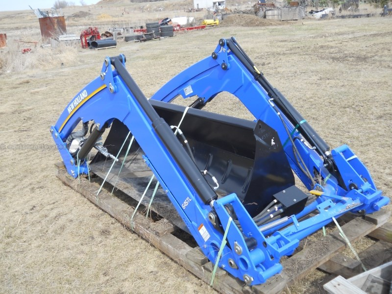 2017 New Holland Aged 645tl 83 Fits Tt45a Tt50a Tt60a Tt75a Front End Loader Attachment For