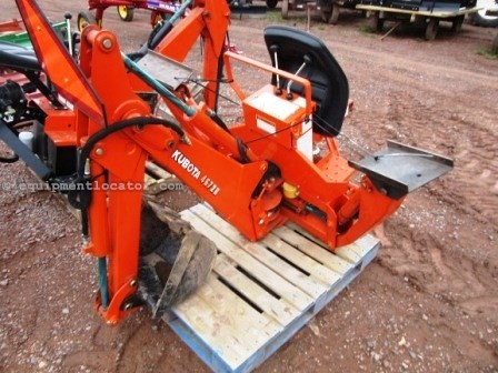 2002 Kubota 4672A 3 Point Backhoe Attachment For Sale at